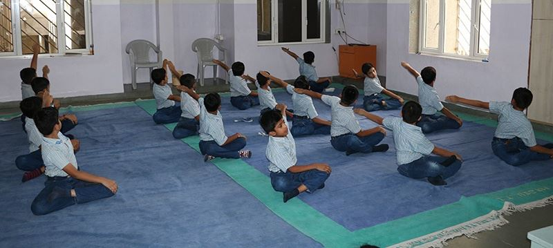 Yoga Exercise Classes