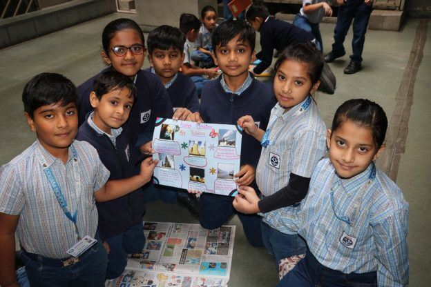 Poster Making Competition- Class 3