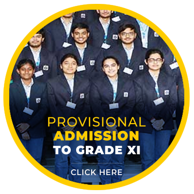 Provisional Admission to Grade XI