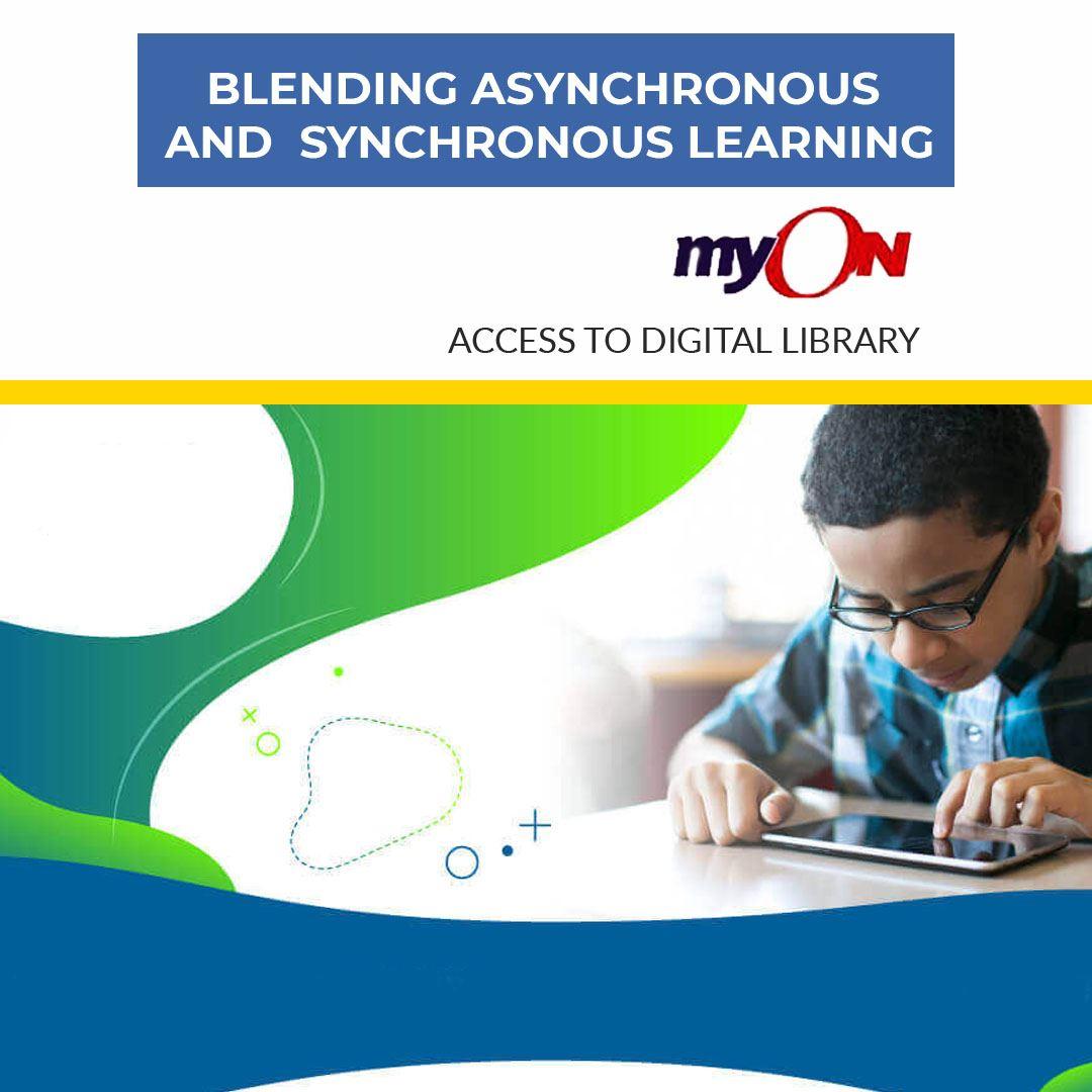 MyON – Access to Digital Library